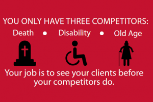 Talk to Your Clients Before These Three Competitors Show Up