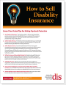 how-to-sell-disability-insurance