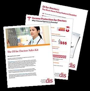 DI for Doctors Sales Kit